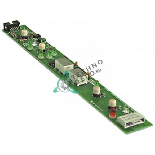 Плата управления (4 кнопки 285x35мм) 227084 227059 для Colged, Elettrobar, Hobart, MBM и др.