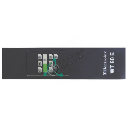 Панель управления (гибкая) 049604 для посудомоечной машины Electrolux WT 60 E
