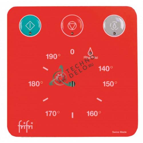 Панель управления 140x140мм 211090 фритюрницы FriFri Frifri Basic/Business 211-422