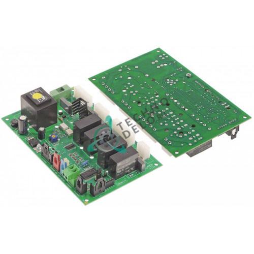 Плата электронная 086586 льдогенератора Electrolux, Icematic, Scotsman, Simag и др.