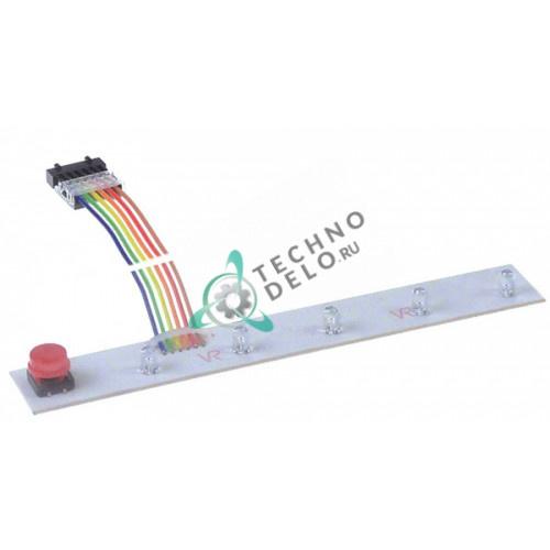 Плата электронная (светодиодная) 33580151 CM33580151 льдогенератора Electrolux, Icematic, Simag и др.