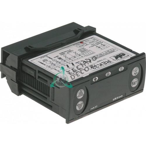 Электронный регулятор EKTRON REK33-0020 для оборудования Asskühl, Colged, MBM-Italien и др. / service parts universal