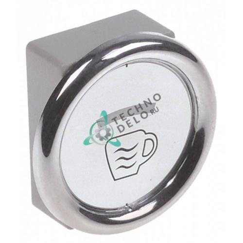 Панель управления 35x26мм 5031380 5031410 для кофемашины BFC, Royal