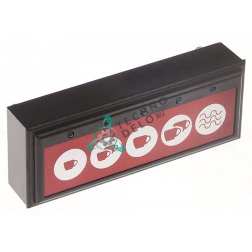 Панель управления 107x44мм 409838 411259 для кофемашины Conti