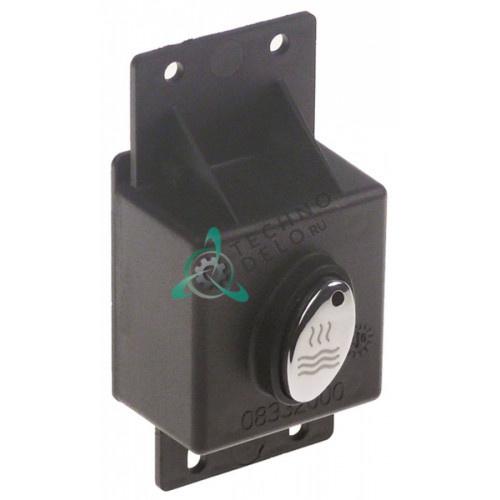 Панель управления 50x46мм 1 кнопка 08331900 кофемашины Quality Espresso Futurmat F3