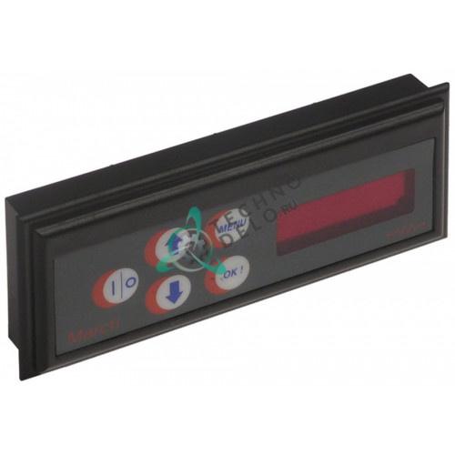 Панель управления 5 кнопок дозирующего насоса для профессионального кофейного оборудования Marcfi Ancas