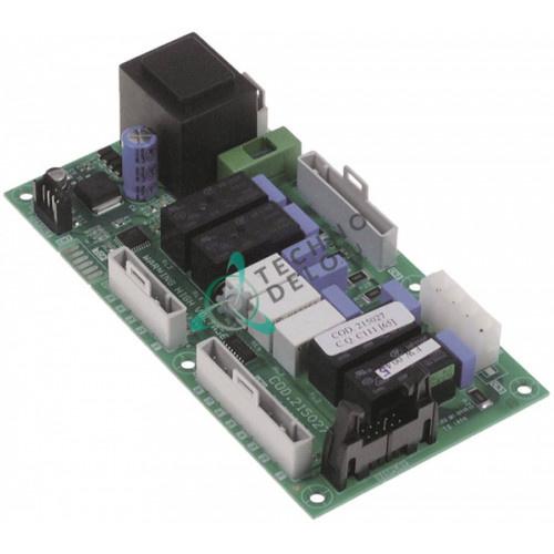 Плата электронная 152x80мм 215027 для Amatis, Colged, Elettrobar, MBM