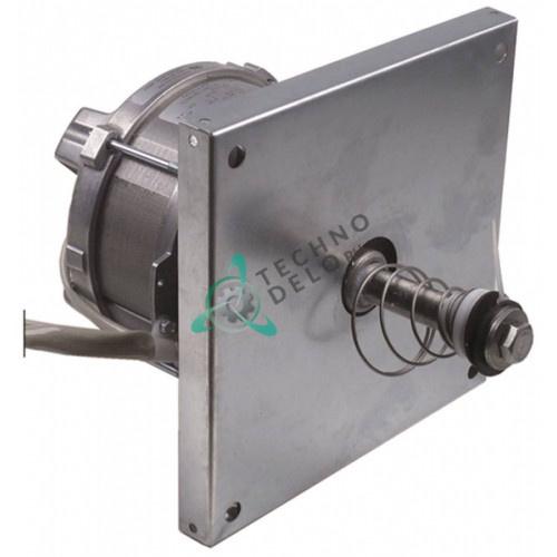 Мотор Hanning L9yzw84D-584 380-415V 0,6кВт 2617283 5018002 5018011 печи Convotherm OEB6.10/OEB 10.10 и др.
