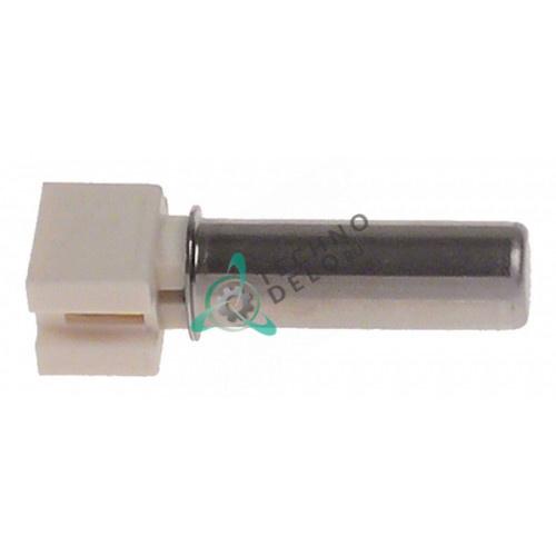 Датчик температурный NTC 10kOhm ø10x30мм 775494 для Hobart AM900, AMS900, FX, GC, GC11, GC12 и др.