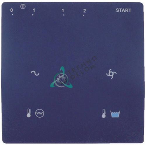 Панельный стикер 190х190мм DW550256 DW550262 для Dihr, Kromo и др.