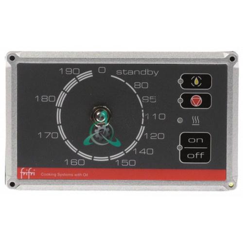 Панель управления 93x155мм 216191 фритюрницы FriFri EASY PLUS