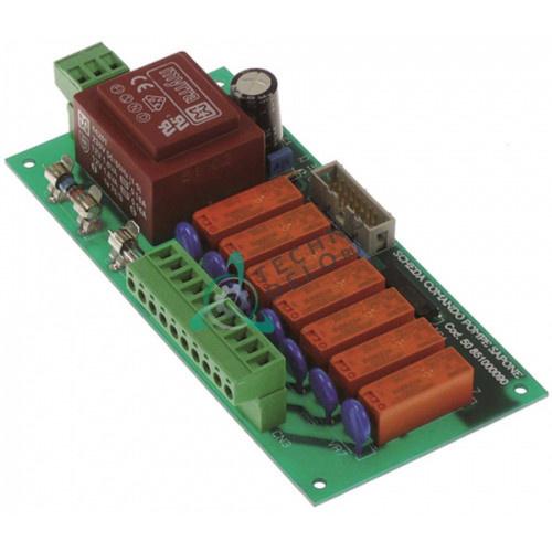 Плата электронная Gicar cod. 508510000090 для стиральной машины Grandimpianti