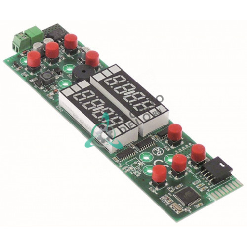 Плата управления KSH00011 SCH30011 профессиональной конвекционной печи Piron G544