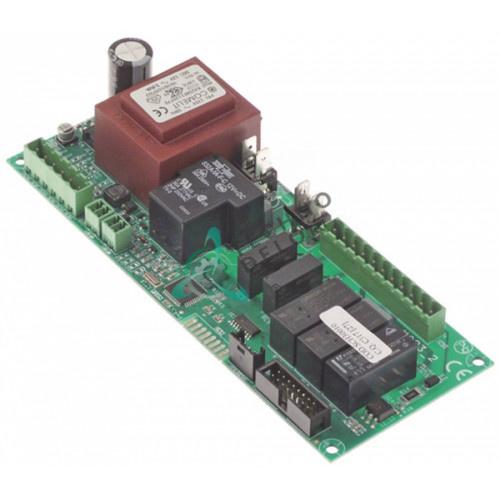 Плата электронная 180x70мм 230В/12B KSH00005 SCH30010 конвекционной печи Piron 824/524