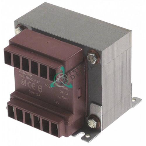 Трансформатор 120/240VAC 12VAC 60VA KVE1360A
