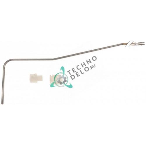 Датчик температурный K (NiCr-Ni) ø4,7x270мм кабель стеклоткань L-0,35м B6700602 фритюрницы Pitco