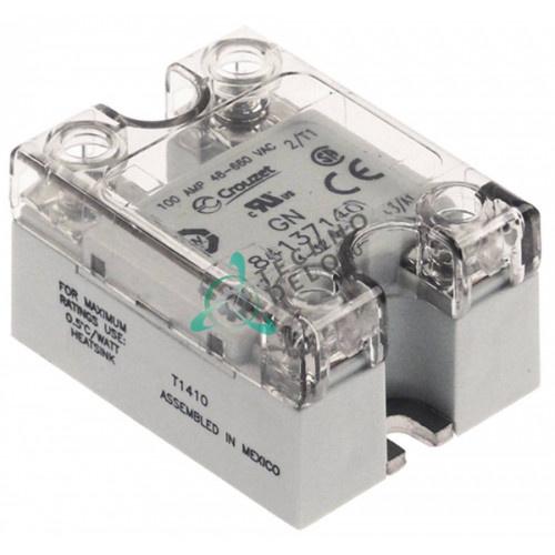 Реле твердотельное Crouzet 48-660В 100А тип 84137140 к оборудованию MKN и др.