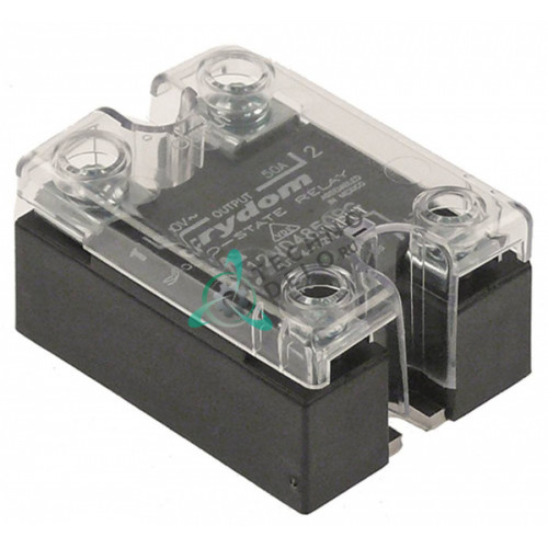 Реле Crydom H12WD4850PG 1 фаза 50A 600V 4-32VDC печи Eloma MA GENIUS 10-11 и др.