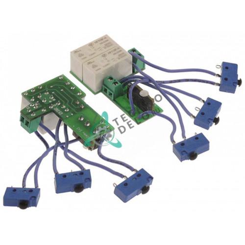 Плата электронная 45620 погружного блендера Dynamic SMX600-DSC, SMX600-E, SMX800-DSC, SMX800-E