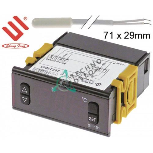 Электронный регулятор SHANGFANG 196.403705 service parts uni