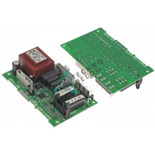Плата управления 135x85мм 215034-1 для Colged, Elettrobar, Eurotec и др.