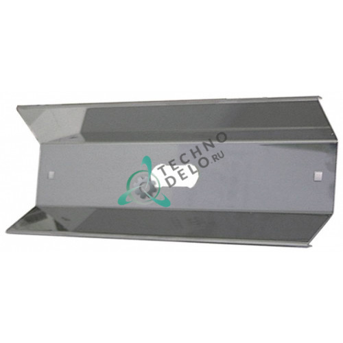 Отражатель-рефлектор 245x95x31мм для нагревателя керамического
