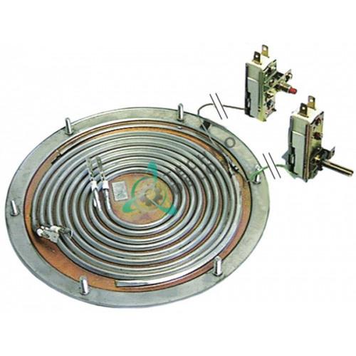 Дно нагревательное 1800Вт 463.415337 parts spare universal