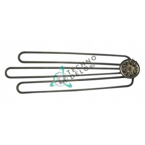 Тэн 2790Вт 230В 375x130X23мм 026233 400229 погружной для теплового профессионального оборудования Krefft и др.