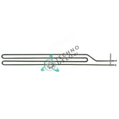 Тэн (1450Вт 220В) 507x58мм трубка d-6,3мм сухой нагреватель 056906 для макароноварки Electrolux, Zanussi