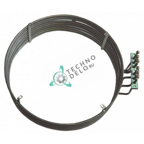 Тэн (15000Вт 230В) D-428/443мм L-482мм H-158мм 293200340 для Gico EMD.E101MA, EMD.E101MN, EMD.E101MW