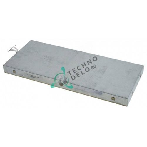 Конфорка нагреватель AD 100.100 1500Вт 230В 452x193x32мм для Lotus, MBM