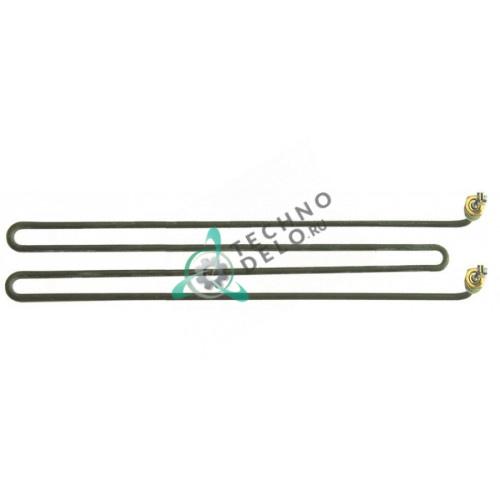 Тэн (1350Вт 230В) 450x76x36мм 1/4 трубка d-6,3мм M4 01111 RC01111000 для Tecnoinox F70E7, F8E7 и др.
