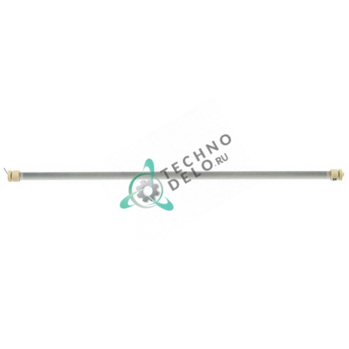 Нагреватель кварцевый 750Вт 115В L415мм D04001 для печи Roller Grill FC-33