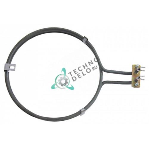 Тэн D02144 1500Вт 230В для печи конвекционной Roller Grill серии FC