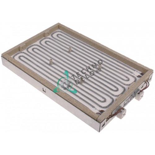 Конфорка нагреватель 500Вт 400В 415x275x46мм 8160350 для Ascobloc, Palux