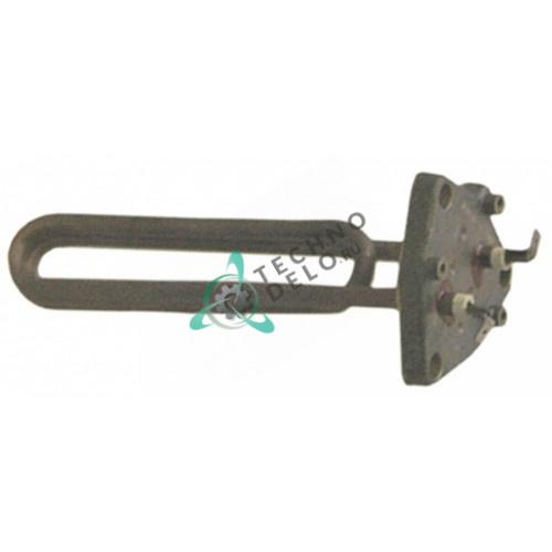 Тэн (1300Вт 230В) 185x40x18мм трубка d-8,5мм погружной нагреватель 442-501-005 для Faema, Grimac, La Cimbali