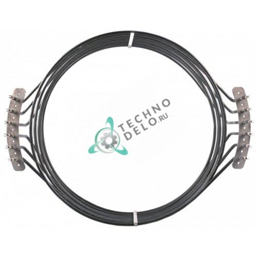 Тэн (15000Вт 230В) D-508мм/515мм L-605мм H-205мм 12018441 / T323002 для Fagor HEI-10-21, HEM-10-21
