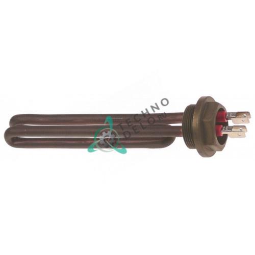 Тэн (1350Вт 110В) 159x21x21мм M32x1,5 трубка d-8мм 5721104 / 5721127 для Bezzera BZ35, BZ40, MEDEA и др.