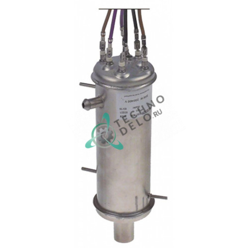 Нагреватель проточный 3000Вт 230/400В ø58мм L-210мм 3221 для Animo ComBi Line