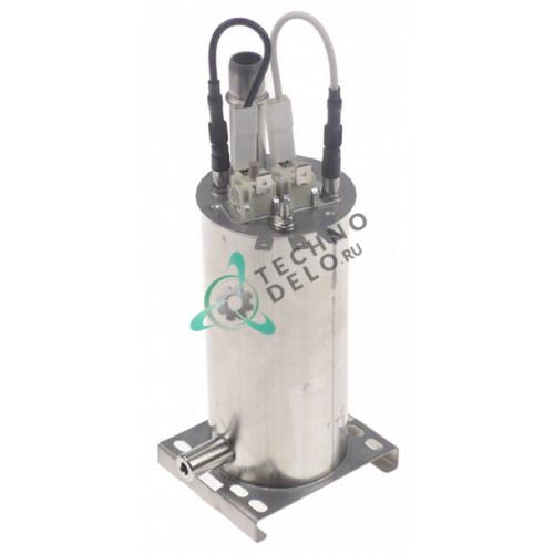 Нагреватель проточный 2000Вт 230В ø58мм H120мм 6.101.061.000 для Bravilor Bonamat Iso/Matic/Mondo и др.