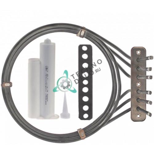 Тэн 4700Вт 230В KRS1225A для пароконвектоматов Unox XVC, XBC 5-series