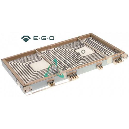 Конфорка нагреватель EGO 1077057046 8000Вт 400В 300x570x40мм для Bonnet