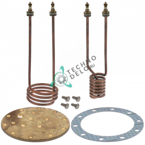 Комплект нагревательных элементов 911.417665 universal parts
