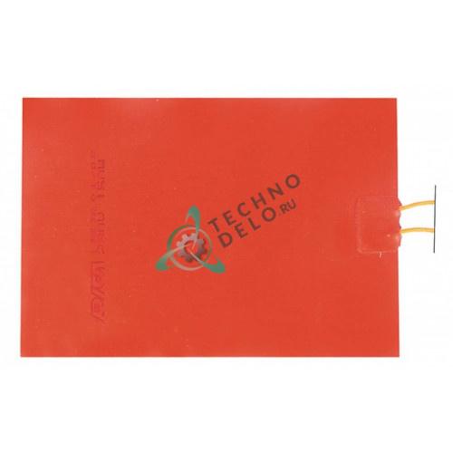 Пластина нагревательная 195x140мм 150Вт 230В 165 для Naomi-Grills