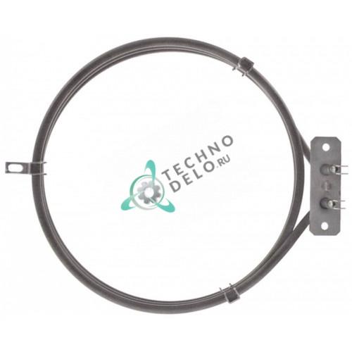 Тэн (1450Вт 240В) D-185мм/200мм H-30мм M4 563000900 для теплового оборудования Modular, Multinox