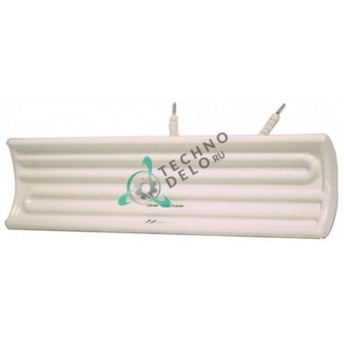 Нагреватель керамический 800Вт 230В 245x60x35мм