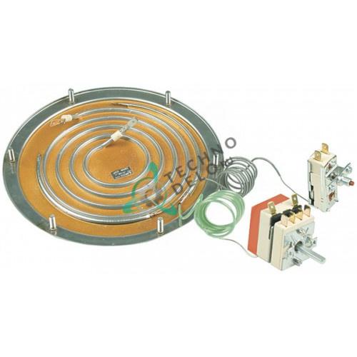 Диск нагревательный 2000Вт 911.418482 universal parts