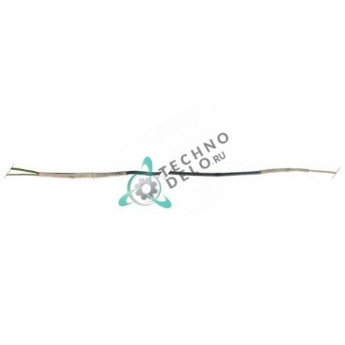 Кабель нагревательный 63Вт 230В d4мм L9725мм 925297 925298 для Friulinox TPR 3/7 и др.
