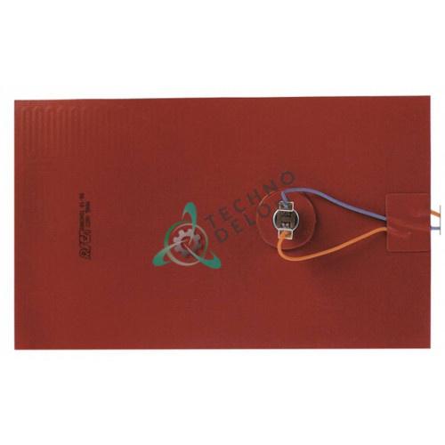 Пластина нагревательная 290x175мм 500Вт 230В 032086 для банкетной тележки Electrolux, Zanussi