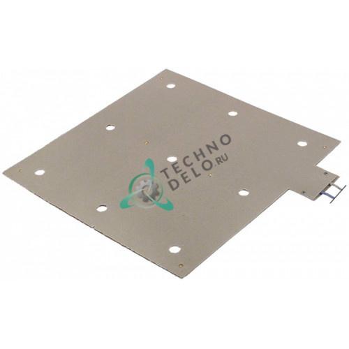 Нагреватель плоский 1500Вт 3x390x370мм BMC038 BMC107 для Izmak